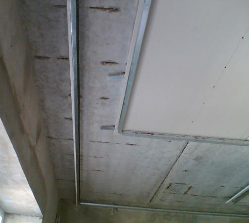 Isoler un plafond en placo drancy cout des travaux stade for Faux plafond demontable
